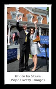 Bachman and husband