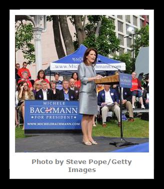Bachmann making announcement