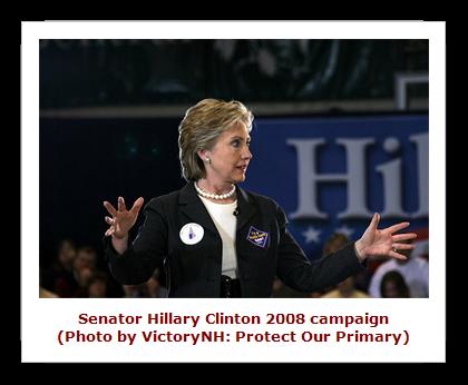 Sen. Hillary Clinton 2008