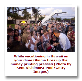 Obama in Hawaii