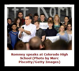 Romney in Colorado