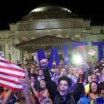 Romney Campaigns In San Juan, Puerto Rico