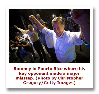 Romney wins Puerto Rico GOP primary