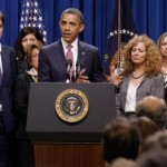 Obama Makes Statement On Buffett Rule At White House