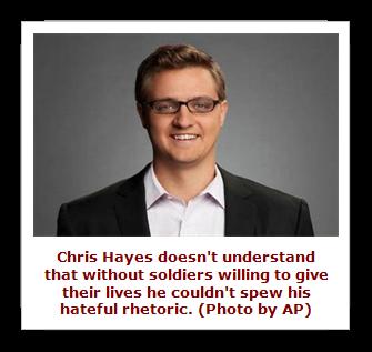 Chris Hayes, MSNBC