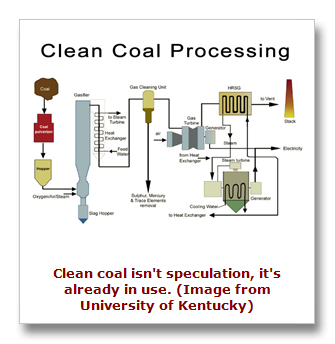 clean coal processing