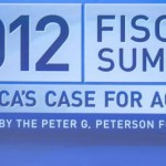 Political Leaders Speak At 2012 Fiscal Summit In Washington