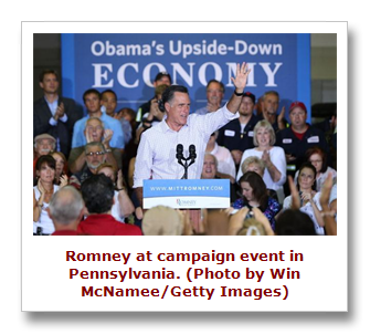 Romney in Pennsylvania
