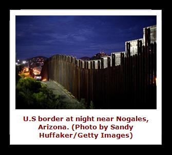 Border Patrol - U.S. Border