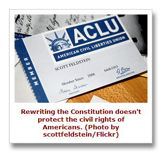 ACLU represents illegal aliens