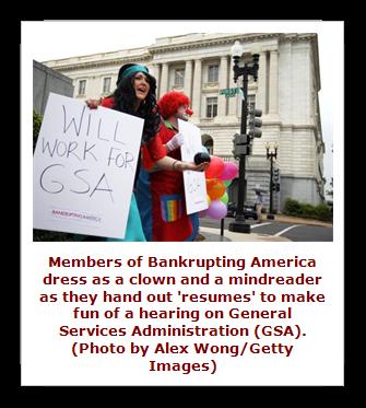 GSA Protesters