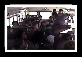 School bus gun incident
