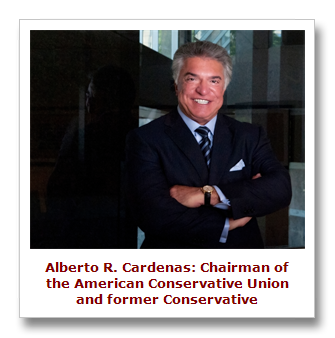 ACU Chairman Alberto R. Cardenas