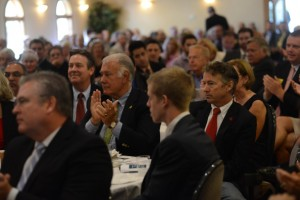 Sen. Rand Paul Addresses The New Hampshire GOP Unity Breakfast